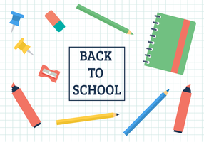 Free School Elements Vector
