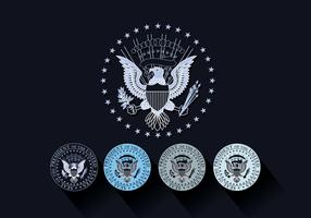 Presidential Seal Vector