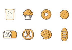 Free Raisins Bread Vector