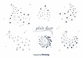 Pixie Dust Vector