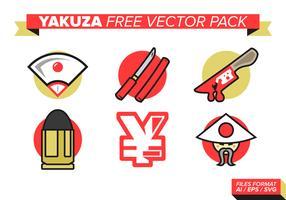 Yakuza Free Vector Pack