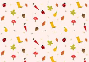Free Autumn Pattern Vector
