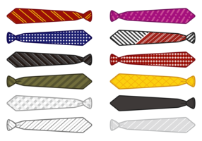 Cravat Vector icons