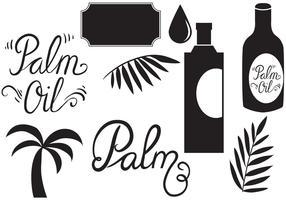 Free Palm Oil Vectors