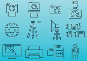 Professional Photography Icons