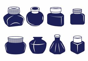Ink Pot Set