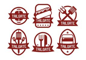 Tailgate Vector