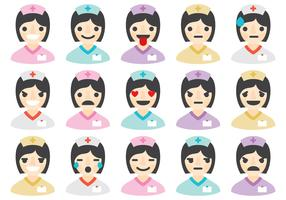 Nurse Emoticons