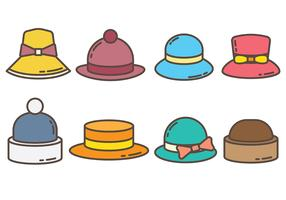 Free Bonnet Icons Vector