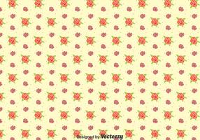 Little Pansy Flowers Pattern