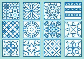 Azulejo Icons