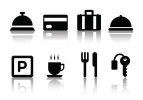 Free Minimalist Hotel Icons