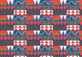 Abstract Random Pattern