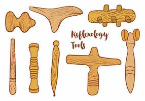 Reflexology Tools Set