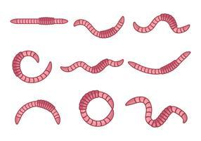 Free Earthworm Animal Vector