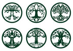 Celtic Tree Vector