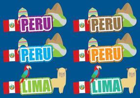 Peru Titles