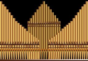 Pipe Organ Church Musical Background