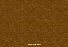Elegant Scrollwork Vector Pattern