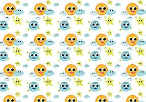 Cute weather pattern