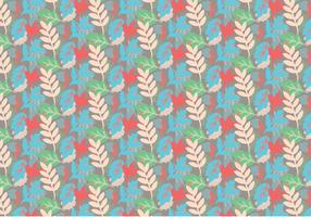Plant Vector Pattern