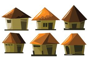 Small Shack Vector