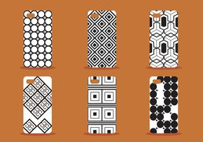 Phone Case Vector Set