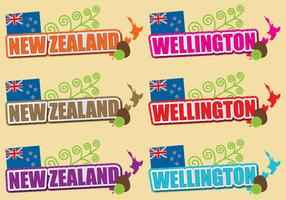 New Zealand And Wellington Titles