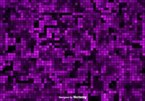 Vector Purple Tiles Abstract Background