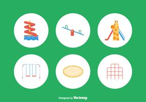Free Playground Vector Icons