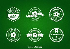 Free Futsal Vector Badges