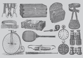 Vintage Men Accessories