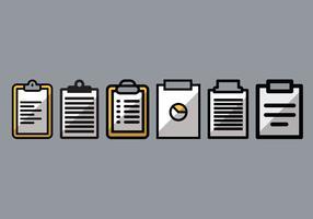 Prescription Pad Vector Pack 1