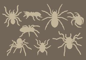 Free Tarantula Icons Vector