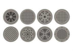 Manhole Icons
