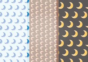 Vector Moon Patterns