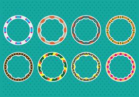 Hula hoop Icons