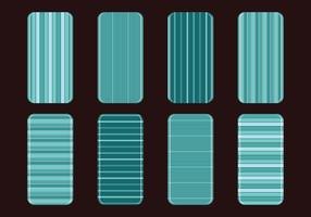 Teal Phone Case Striped Vectors
