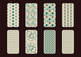 Phone Case Retro Vectors