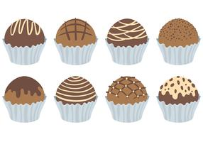 Free Truffles Icons Vector