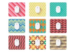 Free Mouse Pad Icons Vector