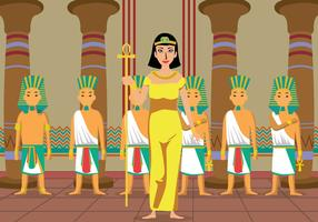 Free Cleopatra Illustration