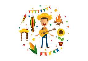 Festa Junina Vector