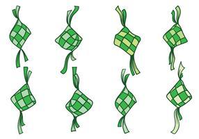 Free Ketupat Vector
