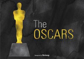 Free Vector Oscar Statue Design