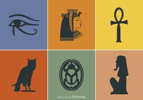 Free Egypt Vector Symbols