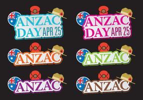 Anzac Titles