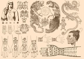 Ancient Tattoos