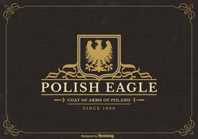 Free Polish Eagle Vector Logo