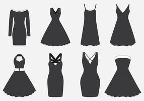 Black Dresses Set